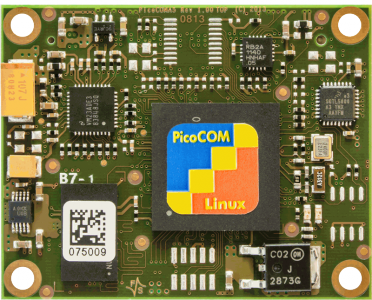PicoCOMA5 TOP Linux