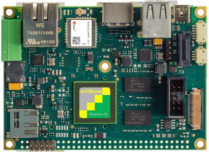 armStone™A9r2 » F&S Elektronik Systeme GmbH